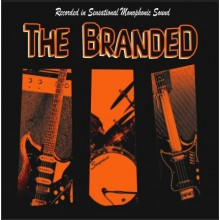 """BRANDED """"SHE'S MY WOMAN/ JUSTINE"""" 7"""""""