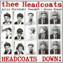 "HEADCOATS ""Headcoats Down"" CD"