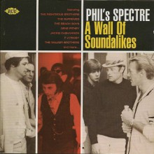 PHIL'S SPECTRE - A WALL OF SOUNDALIKES CD