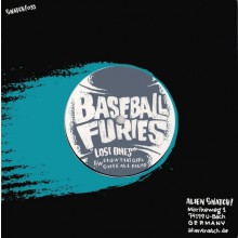 "BASEBALL FURIES ""LOST ONES"" 7"""