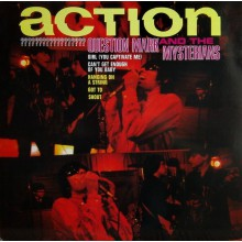 "QUESTION MARK & MYSTERIANS ""ACTION"" LP"
