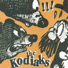"KODIAKS ""WATCH MY SOUL / NOTHING BLUE"" 7"""