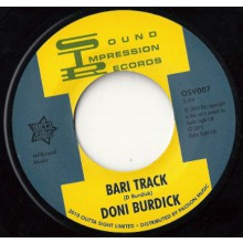 "Doni Burdick ""Bari Track / I Have Faith In You"" 7"""