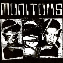 "MONITORS ""ROTTEN BOD CLEANUP CREW"" 7"""