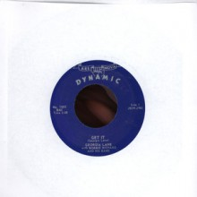 "Georgia Lane with Bobbie Richard & His Band ‎""Get It/You And Me"" 7"""