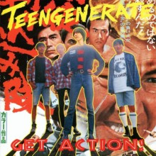 "TEENGENERATE ""GET ACTION"" CD"