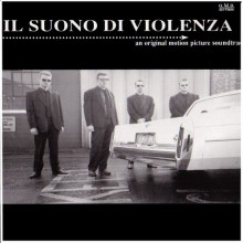 """CHARLES NAPIERS """"IL SUONO DI VIOLENZA"""" LP"""