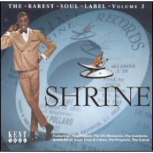 SHRINE - THE RAREST SOUL LABEL VOL 2 CD