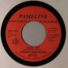 "Detroit Executives ""Cool Off/ Mighty Lovers Mighty Lover"" 7"""