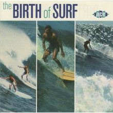 BIRTH OF SURF CD