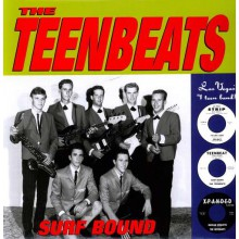 "TEENBEATS "" SURF BOUND"" LP"