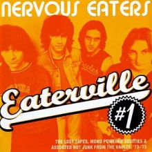 "NERVOUS EATERS ""EATERVILLE"" Gatefold LP"