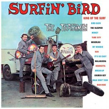 "TRASHMEN ""SURFIN' BIRD"" CD"