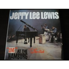 "JERRY LEE LEWIS ""LIVE AT THE STARCLUB"" LP"