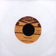 "PEPPERMINT HARRIS ""ANGEL CHILD/Ain't No Business"" 7"""