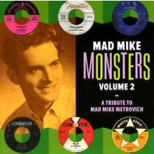 MAD MIKE MONSTERS VOLUME 2 LP