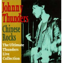 "JOHNNY THUNDERS ""CHINESE ROCKS"" CD"