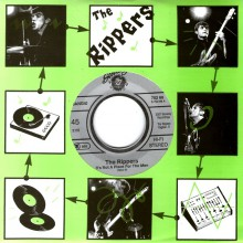"RIPPERS ""IT'S NOT A PLACE FOR THE MEN"" 7"""