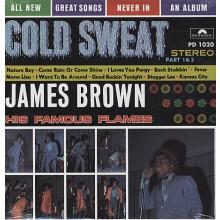 "James Brown & The Famous Flames ""Cold Sweat"" LP"