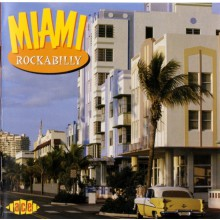 MIAMI ROCKABILLY CD