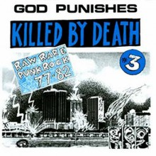 KILLED BY DEATH VOLUME 3 LP