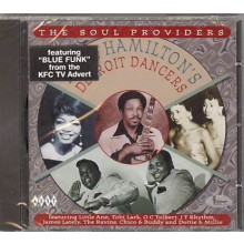 DAVE HAMILTON'S DETROIT DANCERS VOL 1 CD