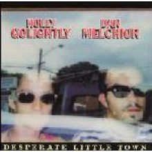 "HOLLY GOLIGHTLY & DAN MELCHIOR ""DESPERATE LITTLE TOWN"" LP"