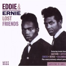 "EDDIE & ERNIE ""LOST FRIENDS"" CD"