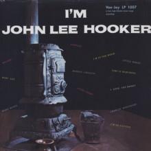"JOHN LEE HOOKER ""I'M JOHN LEE HOOKER"" LP"