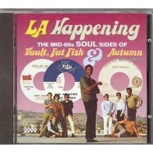 "LA HAPPENING ""MID-60's SOUL SIDES"" CD"