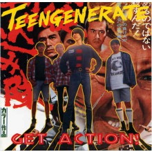 "TEENGENERATE ""GET ACTION"" LP"