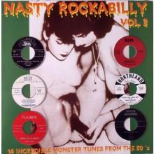 NASTY ROCKABILLY Volume 3 LP