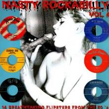 NASTY ROCKABILLY Volume 4 LP