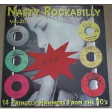 NASTY ROCKABILLY Volume 20 LP
