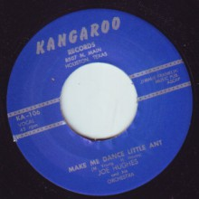 "Joe Hughes & His Orchestra ""Make Me Dance Little Ant/I Can't Go On This Way"" 7"""