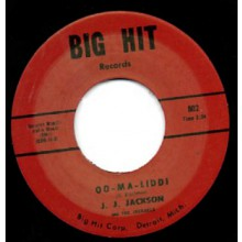 "LITTLE DADDY WALTON ""Highway Blues"" / JJ JACKSON ""Oo-Ma-Liddi"" 7"""