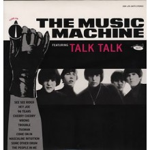 "MUSIC MACHINE ""TURN ON"" LP"
