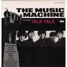 "MUSIC MACHINE ""TURN ON"" LP"