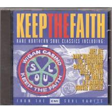 KEEP THE FAITH CD