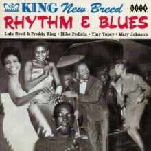 KING NEW BREED RHYTHM & BLUES CD