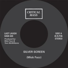 "CRITICAL MASS ""SILVER SCREEN / NO ONE 7"""