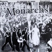 """MONARCHS """"ET VINCERE ET MORI"""" LP"""