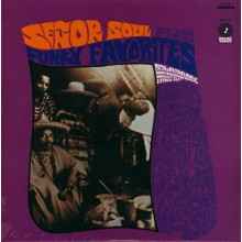 "SENOR SOUL ""PLAYS FUNKY FAVORITES"" LP"