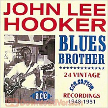 "JOHN LEE HOOKER ""BLUES BROTHER"" cd"