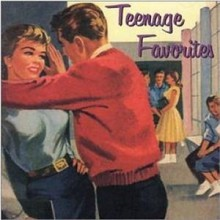 TEENAGE FAVORITES CD (Buffalo Bop)
