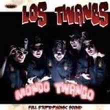 """TWANGS LOS """"MONDO TWANGO""""  10"""" + CD"""""""