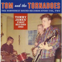 "TOM & THE TORNADOES ""LONG PONY TAIL/Judy"" 7"""