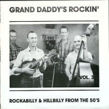 GRAND DADDY'S ROCKIN Volume 3 LP