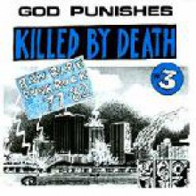 KILLED BY DEATH VOLUME 3 cd