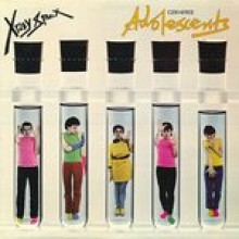 "X-RAY SPEX ""GERM FREE ADOLESCENTS"" LP"